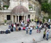 Arrivo a S.Emidio alle Grotte, Ascoli Piceno