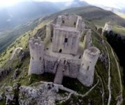 Rocca Calascio e Madonna della Pieta